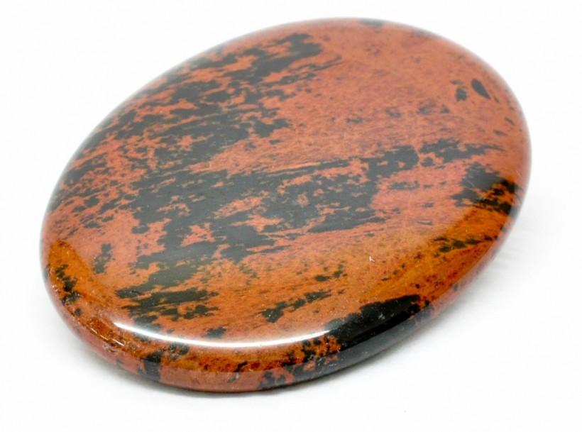 Mahogany Palm Stone - Obsidian