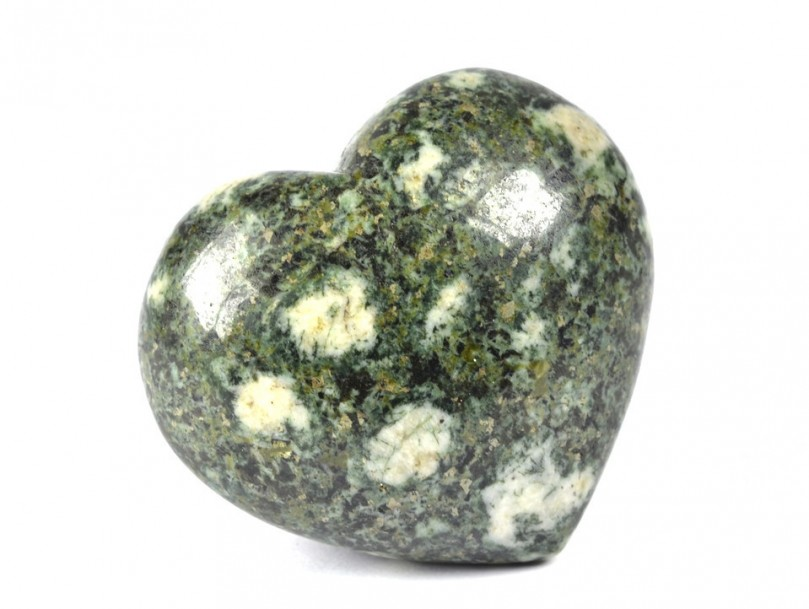 45mm Preseli Bluestone Heart