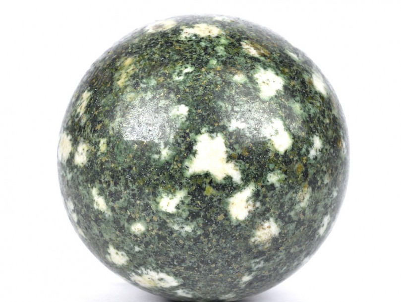 80mm Preseli Bluestone Sphere