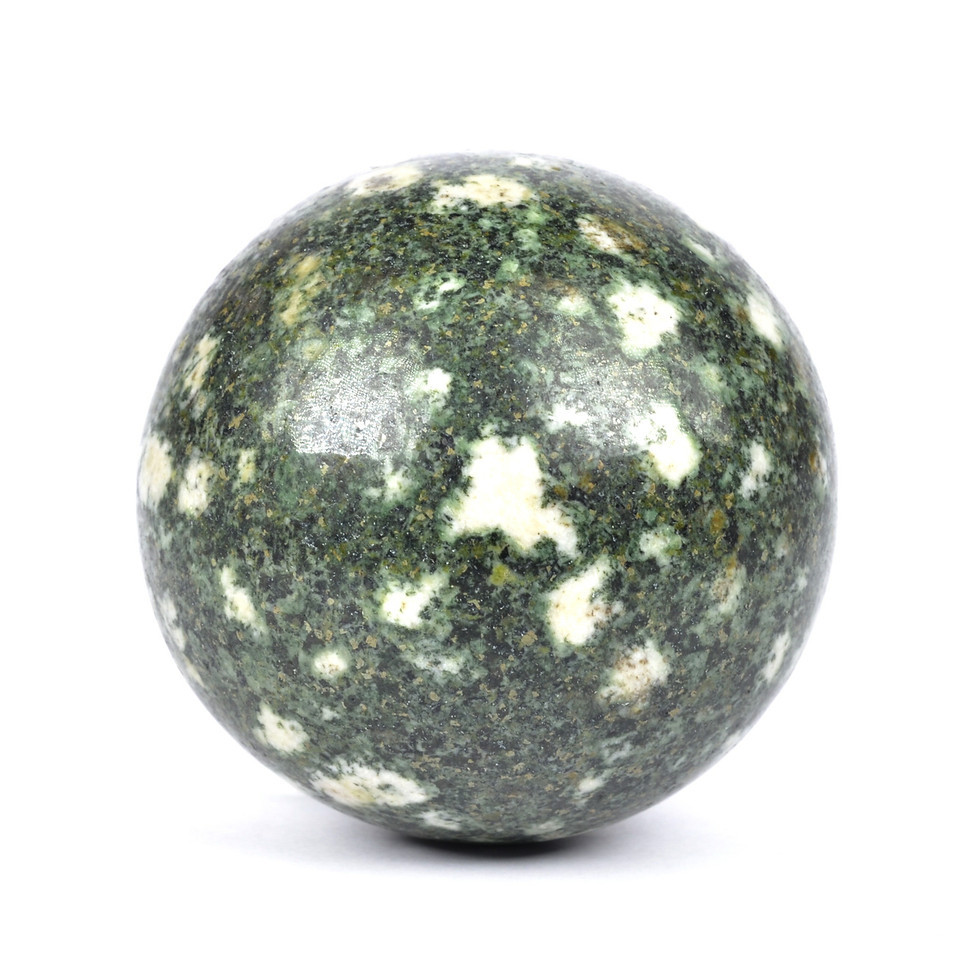 preseli blue stone sphere 80mm