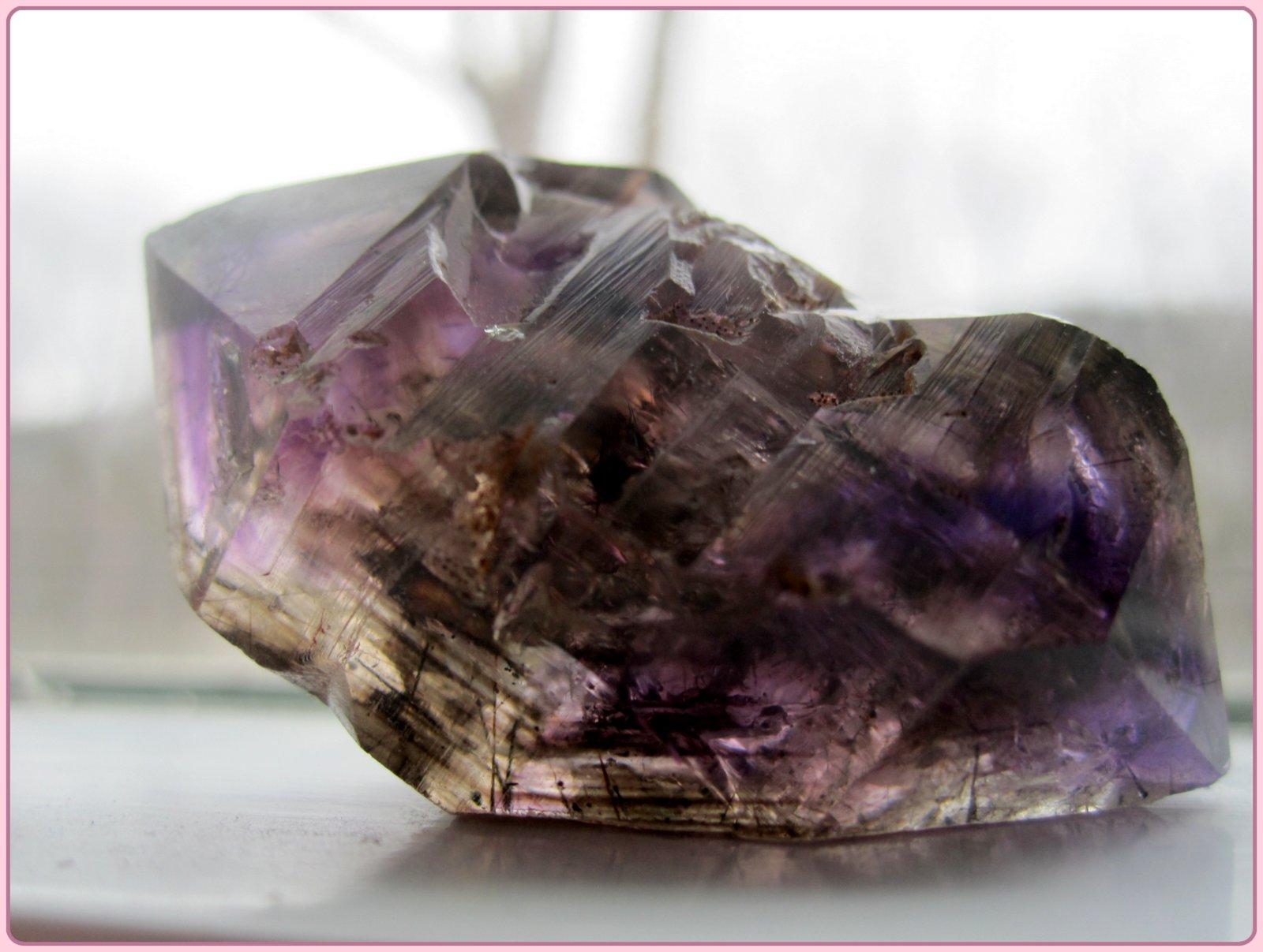 brazilian sacred seven crystal