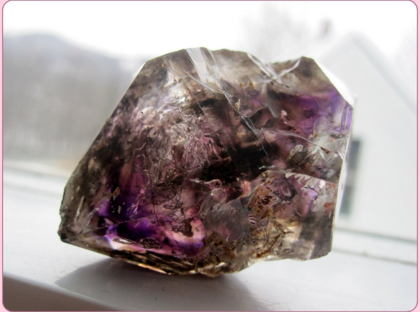 sacred seven braziian crystal