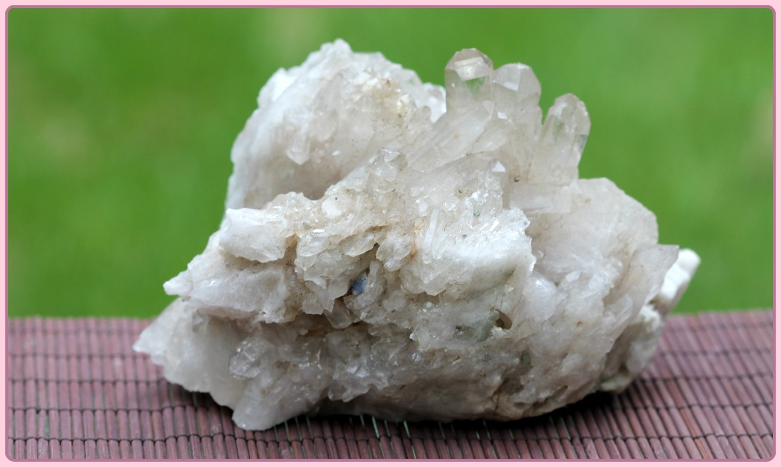 brazilian quartz cluster (smaller)