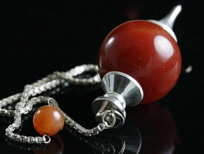 dowsing crystal